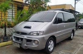 Hyundai Starex Club RV 2000 For Sale