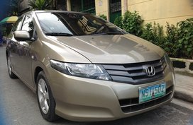 Honda City 1.3S i-vtec 2009 MT dual airbag for sale