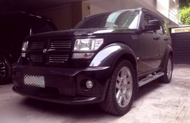 Black 2012 Dodge Nitro at 50000 km for sale