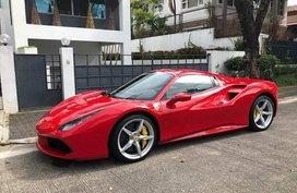 2018 Ferrari 488 Spyder  for sale