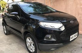 Ford Ecosport trend 2014 Manual almost new not 2013 2015