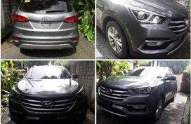2016 Hyundai Santa Fe for sale