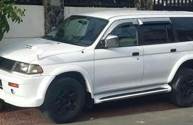 Mitsubishi montero sport 4x4 Diesel Automatic transmission