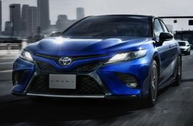 Toyota Camry Sports 2018 to go on sale in its home market