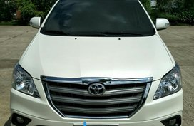 Rush Sale: 2015 Toyota Innova G for sale