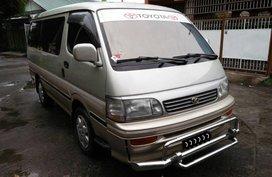 2009 Toyota Hiace Diesel van automatic for sale