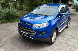 2014 Ford Ecosport manual for sale