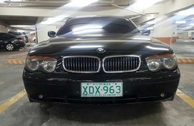 2002 BMW 735 Li local  for sale