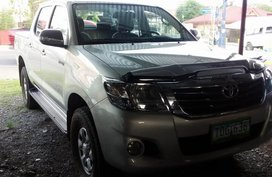 Toyota Hilux E 3rd gen manual diesel 2012 for sale