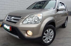 2006 HONDA CR-V  A/T  Limited  4x4 for sale