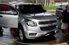 Chevrolet Trailblazer 2014 Matic Diesel For Sale