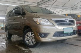 2013 Toyota Innova 2.5 E Diesel Manual  for sale