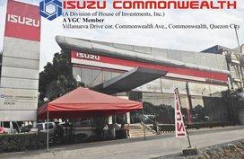 Isuzu Commonwealth