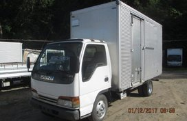 Aluminum Close Van - Japan Surplus Truck