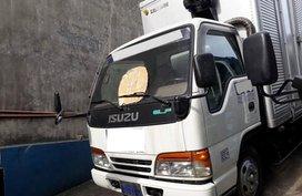 Isuzu Elf Aluminum Close Van For Sale