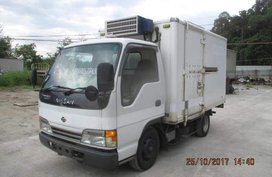 Isuzu Elf Refrigerated Van 4HG1 Engine 10ft For Sale