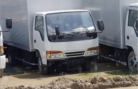 2006 Isuzu Elf Aluminum Close Van For Sale