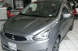 2018 Mitsubishi Mirage Hatchback gls for sale