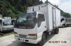 Refrigerated Van - ISUZU NKR - 14ft - Japan Surplus Truck