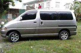 2007 Toyota Granvia Diesel Van for sale