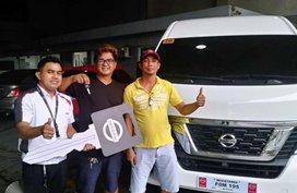 Nissan Nv350 urvan 15str and 18str best of the best offer