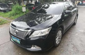 2014 Toyota Camry 25v for sale
