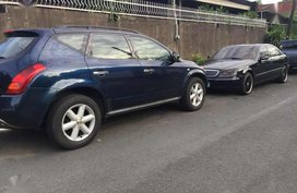 2006 nissan murano swap ok for sale