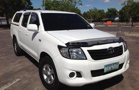 Toyota Hilux J Pick-up truck 2012 model Diesel engine 4x2 MT diesel Lucena City