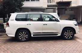 2018 Toyota Land cruiser Excalibur euro Version for sale