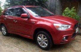 2011 Mitsubishi ASX gls Automatic