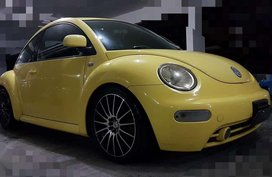 2000 Volkswagen New Beetle 20 automatic