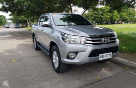 Toyota hilux g 2016 for sale