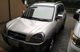 2005 Hyundai Tucson Diesel for sale