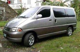 Toyota Granvia Silver For Sale