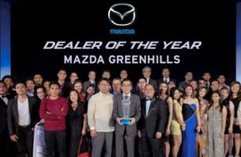 Mazda, Greenhills