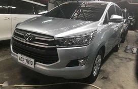 2017 Toyota Innova 2800J Manual Silver All PowerModel