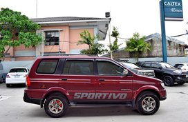 2013 Isuzu Sportivo for sale