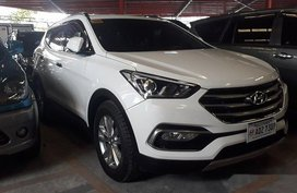 Hyundai Santa Fe 2016 GLS AT  for sale