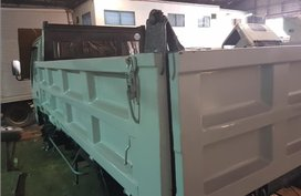 NPR Mini Dump Truck - Japan Surplus 2006  for sale