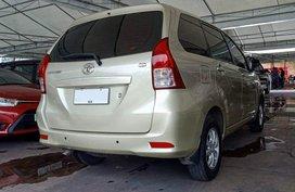 2014 Toyota Avanza 1.3 E Automatic   for sale