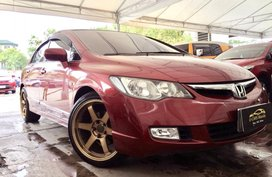 2007 Honda Civic 1.8 V A/T Gas  for sale