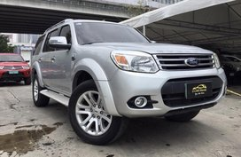 2013 Ford Everest 2.5 4x2 A/T Diesel for sale