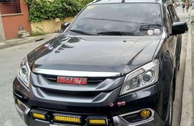 2015 ISUZU MUX 4X2 2.5 diesel manual for sale
