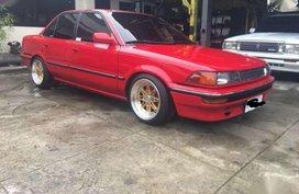 toyota corolla 16gl 16v allpower 1992 for sale