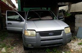 2002 Ford Escape (US version) FOR SALE