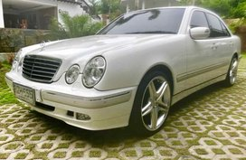 2001 Mercedes Benz E240 for sale