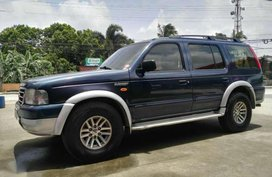 2003 Ford Everest manual diesel