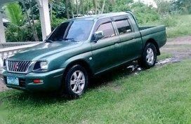 Mitsubishi Endeavor l200 pick up truck 2003 for sale