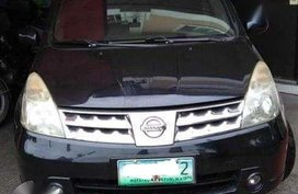 Nissan Livina 2012 AT 8seater for sale