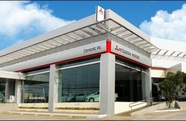 Mitsubishi Motors, Pampanga